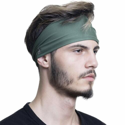 Guys Sweatband /& Sports Headband French Fitness Revolution Mens Headband