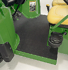 John Deere 4x2 Amp 6x4 Gator Floormat Bm25000