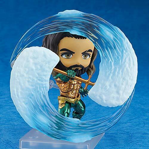2019 Good Smile Company Nendoroid Aquaman Hero's Edition Figure
