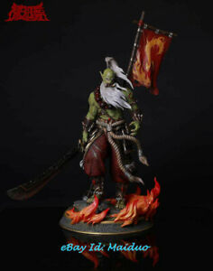 Blade Master Resin Figure Model Gk 1 5 Scale Collectibles Toys New Ebay