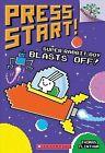 Press Start!: Super Rabbit Boy Blasts Off! 5 by Thomas Flintham (2018, Paperback)