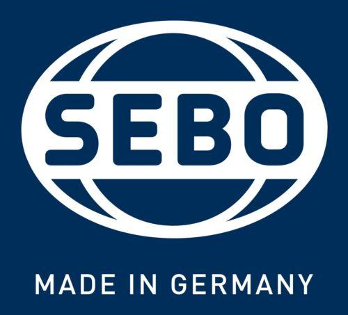 Original SEBO MÖBEPINSEL DÜSE 6728ER für SEBO K C,E,D STAUBSAUGER mit Klammer