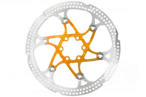 Stainless Fits 6 Bolt IS Hub 203mm 8 inch Floating Disc Brake Rotor 8 Colours