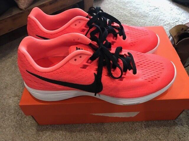 Nike lunartempo 2 bright mango corsa / nero scarpe da corsa mango 818097-802 ceb103
