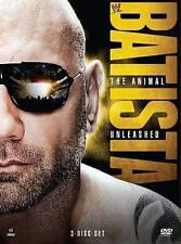 Wwe: Batista - The Animal Unleashed DVD