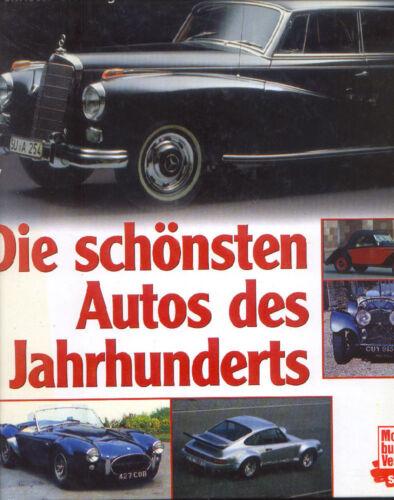 1 von 1 - = Die schönsten Autos des Jahrhunderts =