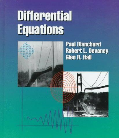Differential Equations (Miscellaneous/Catalogs)