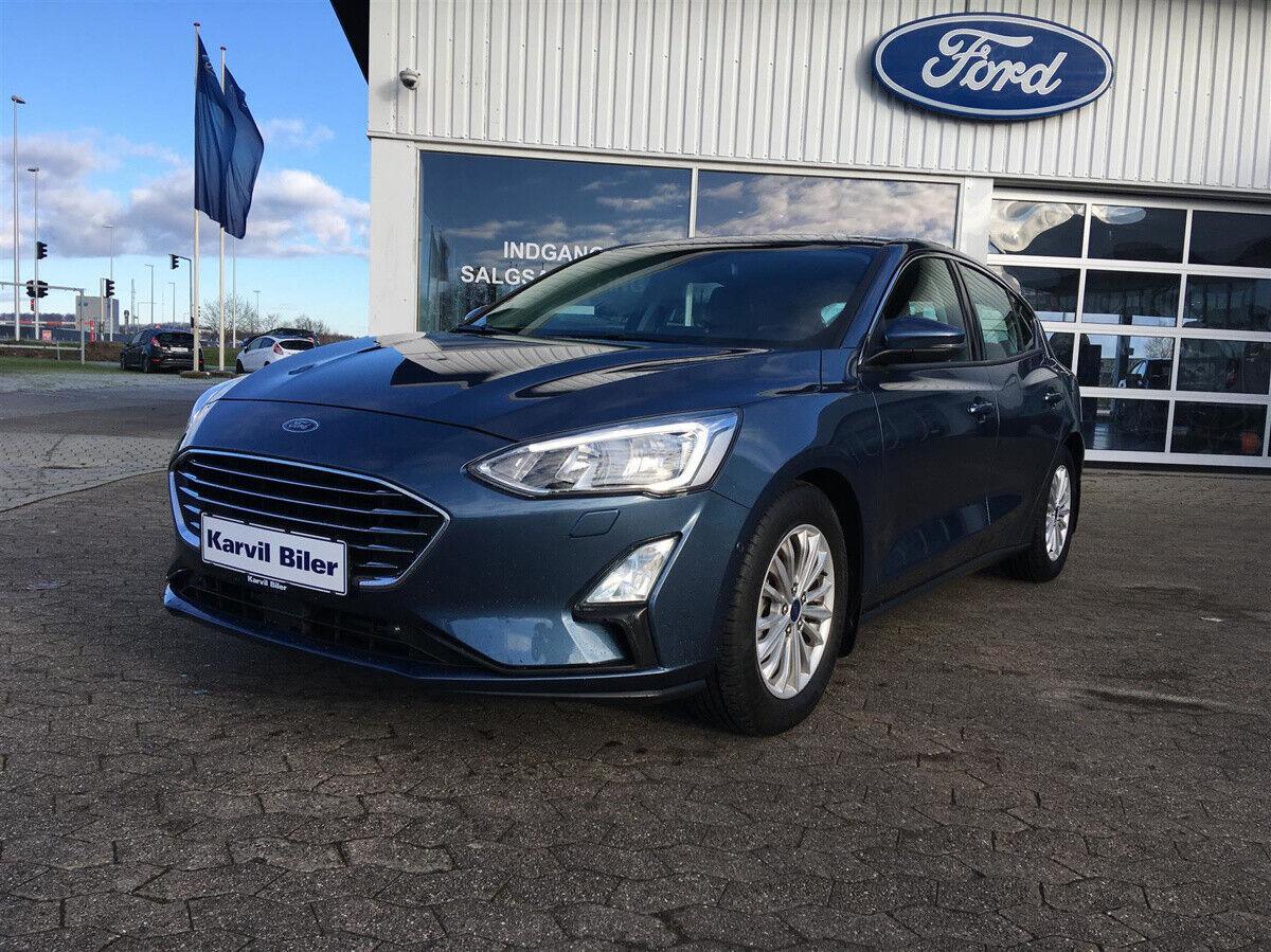 Ford Focus 1,0 SCTi 125 Titanium 5d - 189.900 kr.