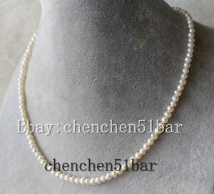 kultivierte-Mini-3-4mm-weise-Suswasser-Perlenkette-17-Zoll-925-Silber-Verschluss