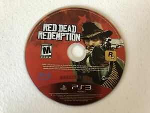 Red-Dead-Redemption-Playstation-3-PS3-Cleaned-amp-Tested