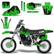 Graphic Kit Honda CR 60 R MX Dirt Pit Bike Decals Sticker Wrap CR60 84-85 ICE G