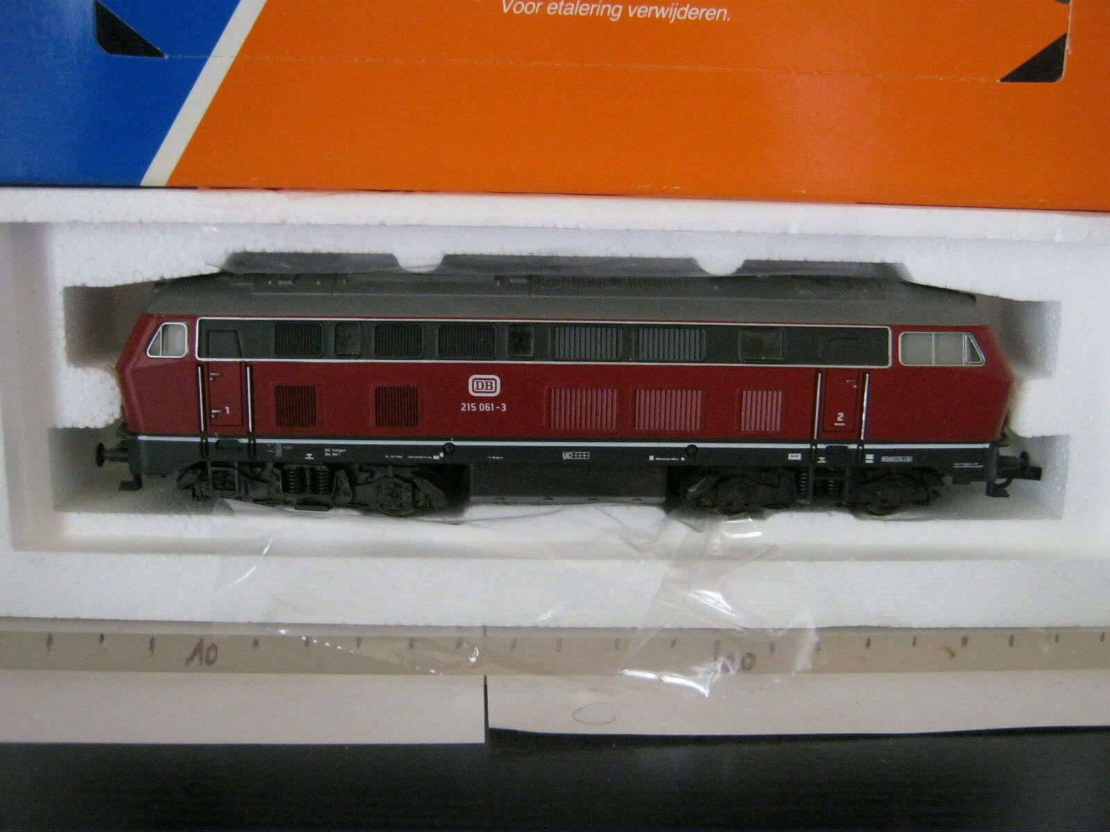 Roco HO 43417 Diesel Lok BtrNr 215 061-3 DB (RG BQ 145-51S7F2)