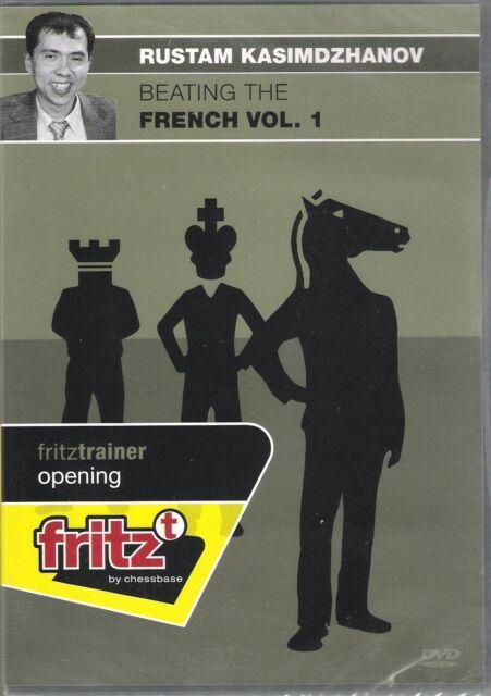 Kasimdzhanov: Beating the French Vol. 1 - ChessBase - Französisch - NEU / OVP