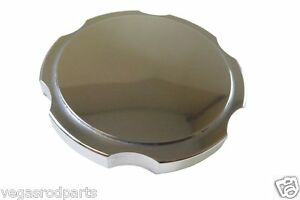 Polished Aluminum Radiator Cap Chevy billet 16 lbs universal chevy ford dodge
