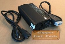 Latest EZGO EZ-GO 36 Volt Golf Cart Battery Charger, Pre 1995 SB50 Plug