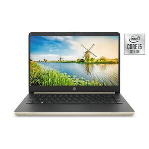 NEW-HP-Notebook-14-034-HD-10th-Gen-i5-1035G1-3-6GHz-8GB-256GB-SSD-Windows-10-Laptop