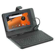 Touchlet 2in1 Schutztasche mit Tastatur für Tablet-PC X2, X3, X4, X5, X7