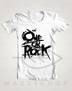 One-Ok-Rock-Logo-T-Shirt-The-Gazette-Scandal-Babymetal-AliceNine-Vamp-Galneryus