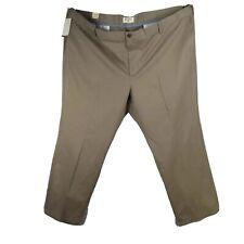 NWT DOCKERS Big /& Tall Signature Khaki in Burma Gray Trouser Pants 52 x 30