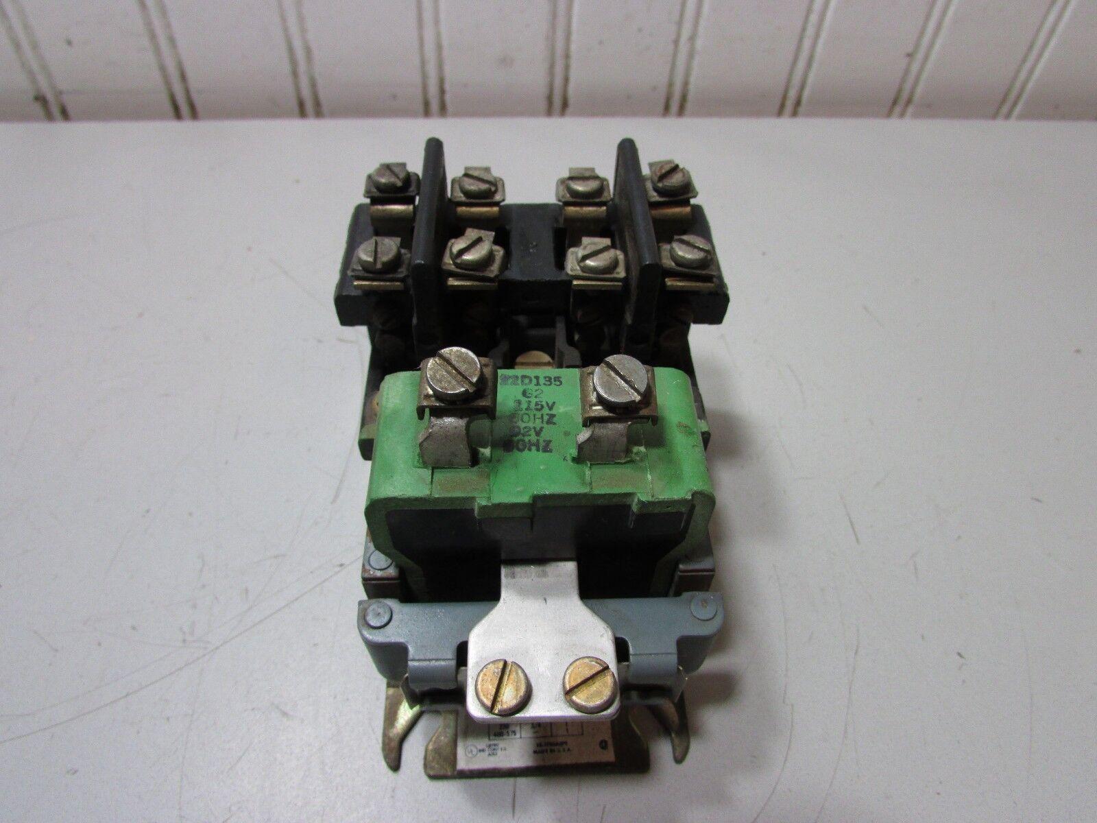 General Electric CR2810A11AC 115V Coil