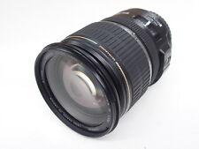 Canon EF-S 17-55 mm / 2,8 IS USM Objektiv für EOS gebraucht viel Staub ( 1 )