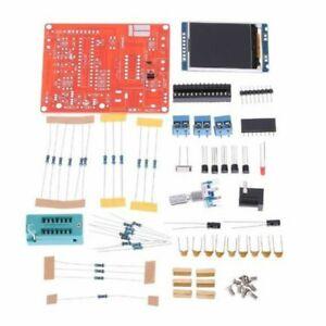 Selber Machen GM328 Transistor Tester Diode Cap ESR Volt Freq Messgerät PWM Neu