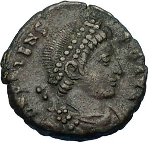 VALENS-034-Last-True-Roman-034-364AD-Authentic-Ancient-Roman-Coin-VICTORY-i65723