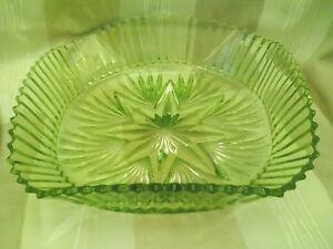 Art-Deco-vaseline-green-large-serving-bowl-Sowerby-pattern-No-2458