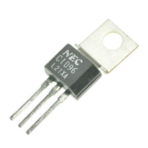 2SC1096 ORIGINAL NEC TRANSISTOR  TO-202  /'/'IMAGE FOR REF/'/' /'/'UK STOCK/'/' NIKKO
