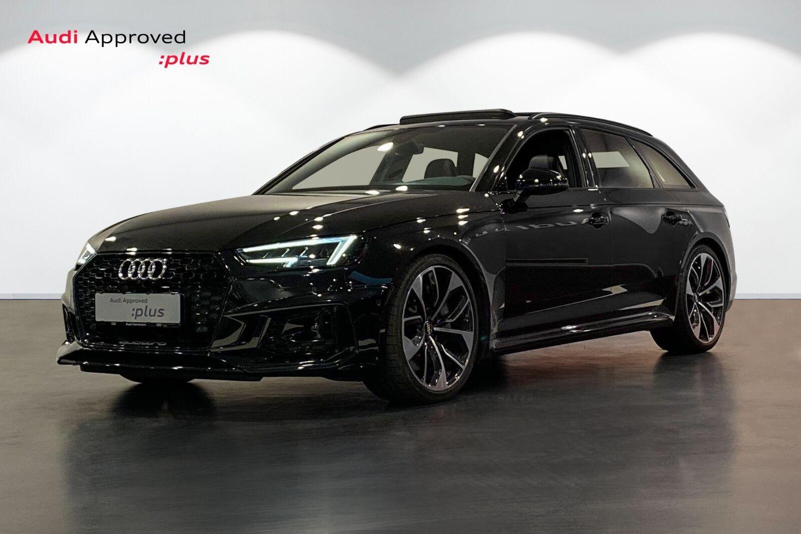 Audi RS4 2,9 TFSi Avant quattro Tiptr. 5d