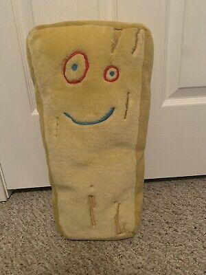 Ed, Edd N Eddy Plank Plush - Vintage Cartoon Network Promo ...