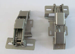 Ordinaire Image Is Loading 2 Hinge Spring Loaded Support Strut Nickel RV