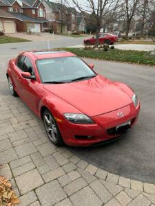 2005 Mazda Rx8 BLUETOOTH