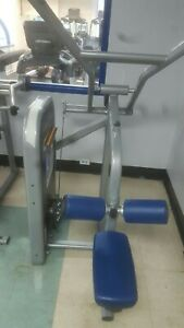 Life Fitness Circuit Series Lat Pulldown - Cleaned & Serviced