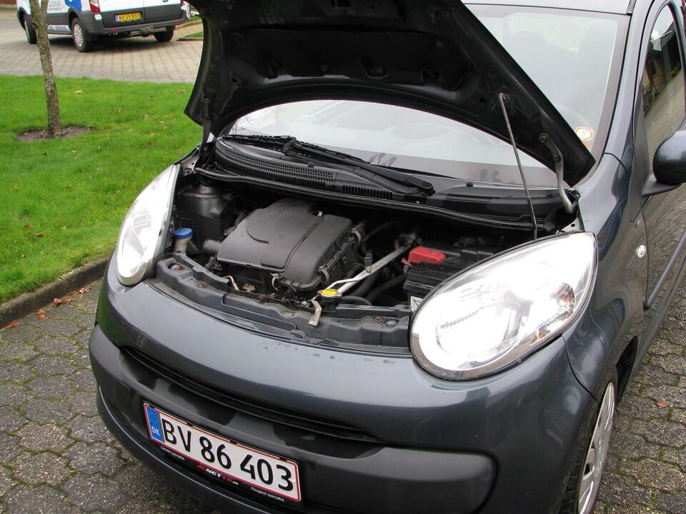 Citroën C1, 1,0i, Benzin