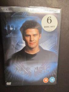 Angel Season One  DAVID BOREANAZ DVD  REGION 2 FREE PampP - Bishop's Stortford, United Kingdom - Angel Season One  DAVID BOREANAZ DVD  REGION 2 FREE PampP - Bishop's Stortford, United Kingdom