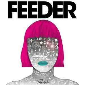 Details about Feeder - Tallulah - CD Album (Released 9th August 2019) Brand  New
