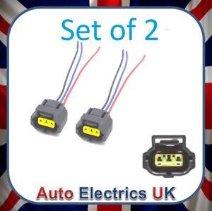 image is loading 2x-ford-mazda-alternator-plug-denso-marelli-type-