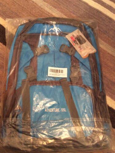 Yi Rong Adventure New 55 L Blue Rucksack