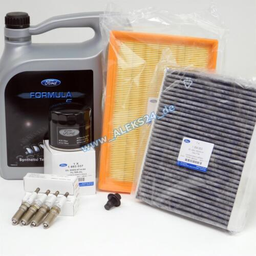 Original ford inspección paquete Service paquete Ford Focus II 1.4 1.6 ti hasta 03//07