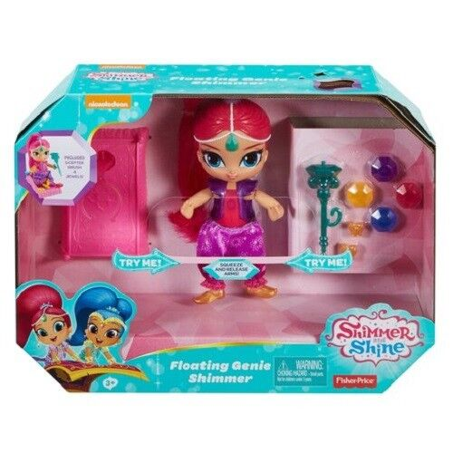 Shimmer and Shine Floating Genie Shimmer BRAND NEW