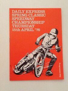 Wimbledon-Daily-Express-Spring-Classic-Speedway-Programme-15-04-76