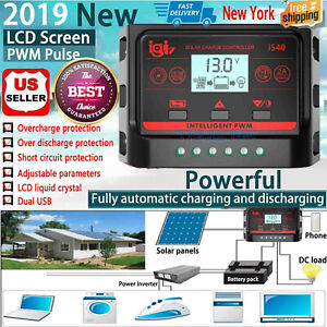 10A-20A-30A-PWM-Solar-Panel-Battery-Regulator-Charge-Controller-12V-24V-Auto