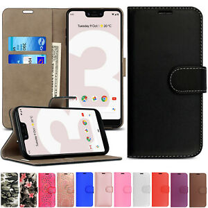 For-Google-Pixel-3a-Case-3-3XL-3aXL-3D-Magnetic-Flip-Leather-Wallet-Stand-Cover