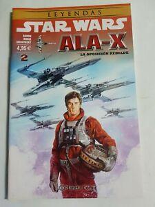Bien Leyendas Star Wars Nº 2 Ala-x Estado Nuevo Planeta Comic Mire Mas Articulos Les Catalogues Seront EnvoyéS Sur Demande