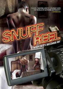 SNUFF-REEL-NEW-DVD