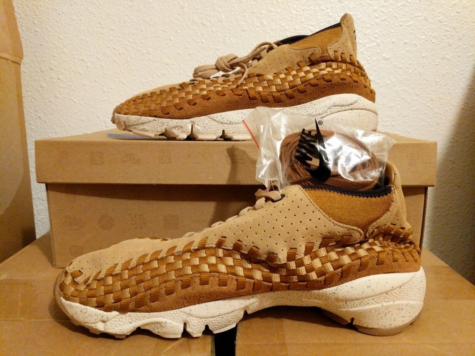 Nike Bodega Air Footscape Woven Chukka PRM sz 10.5  446337 202