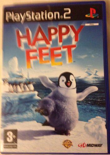 1 of 1 - Happy Feet (Sony PlayStation 2, 2006)