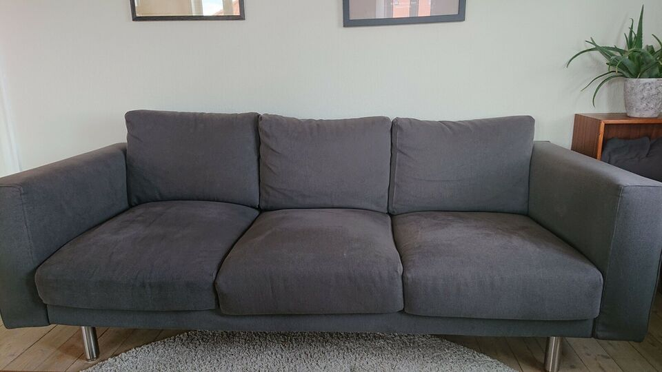 Ikea chaiselong stol og sofa