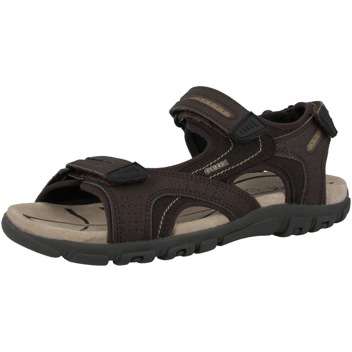Geox u s. Strada d zapatos caballero sandalias trekking sandalias u8224d050auc0705